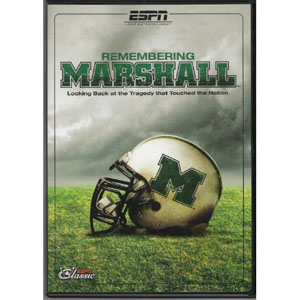 Remembering Marshall (2006) - Football DVD