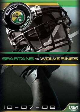 Rivalry Rewind - Wolverines vs Spartans DVD