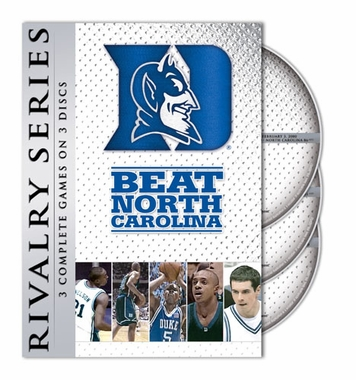 Rivalry Series: Duke Beats North Carolina DVD