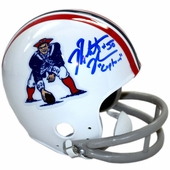 New England Patriots Autographed