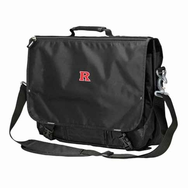 Rutgers Executive Attache Messenger Bag