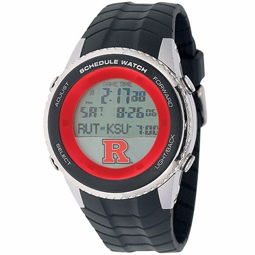 Rutgers Schedule Watch
