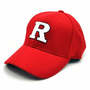 Rutgers Team Color Premium FlexFit Hat