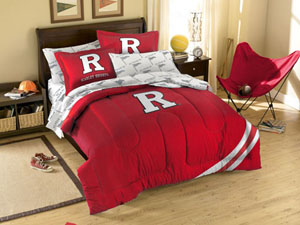 Rutgers Twin Bed in a Bag