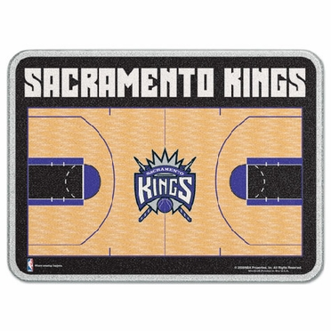 Sacramento Kings 11 x 15 Glass Cutting Board