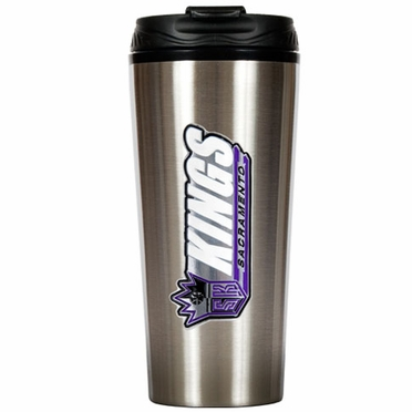 Sacramento Kings 16 oz. Thermo Travel Tumbler