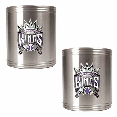 Sacramento Kings 2 Can Holder Set