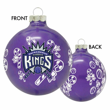 Sacramento Kings 2010 Traditional Ornament