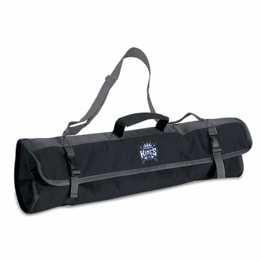 Sacramento Kings 3pc BBQ Tote (Black)