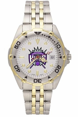 Sacramento Kings All Star Mens (Steel Band) Watch