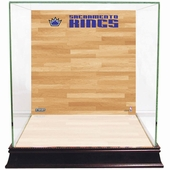 Sacramento Kings Display Cases
