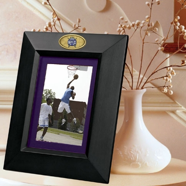 Sacramento Kings BLACK Portrait Picture Frame