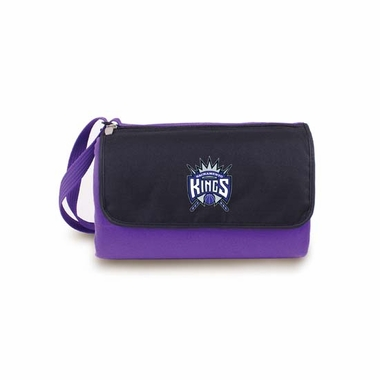 Sacramento Kings Blanket Tote (Purple)