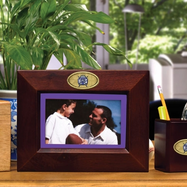 Sacramento Kings BROWN Landscape Picture Frame