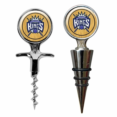 Sacramento Kings Corkscrew and Stopper Gift Set