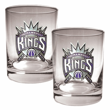 Sacramento Kings Double Rocks Set