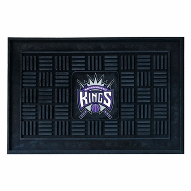 Sacramento Kings Heavy Duty Vinyl Doormat