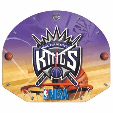 Sacramento Kings High Definition Wall Clock