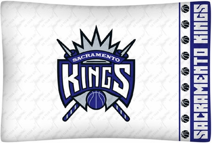 Sacramento Kings Individual Pillowcase