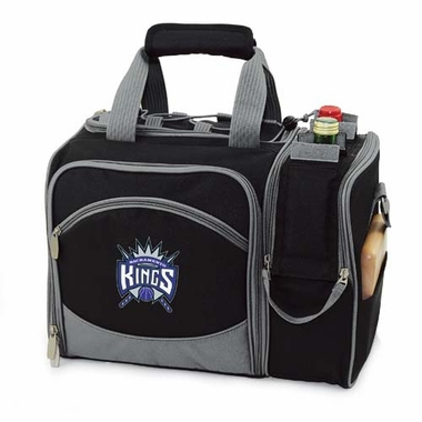 Sacramento Kings Malibu Picnic Cooler (Black)