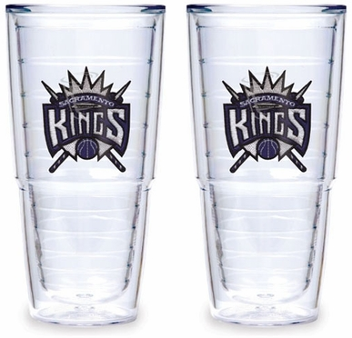 Sacramento Kings Set of TWO 24 oz. Tervis Tumblers
