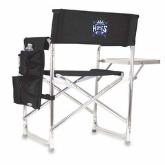 Sacramento Kings Sports Chair (Black)