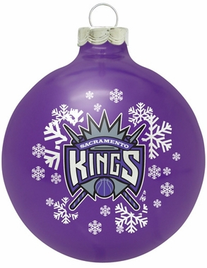 Sacramento Kings Traditional Ornament