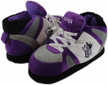 Sacramento Kings UNISEX High-Top Slippers