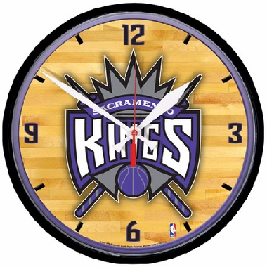 Sacramento Kings Wall Clock