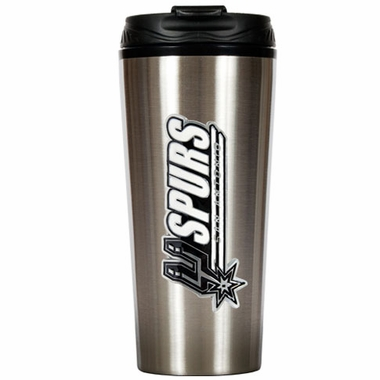 San Antonio Spurs 16 oz. Thermo Travel Tumbler