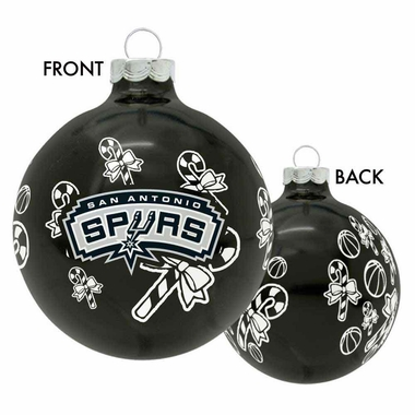 San Antonio Spurs 2010 Traditional Ornament