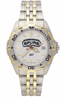 San Antonio Spurs All Star Mens (Steel Band) Watch