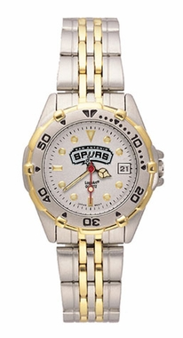 San Antonio Spurs All Star Womens (Steel Band) Watch