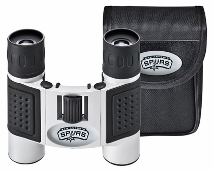 San Antonio Spurs Binoculars and Case