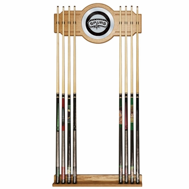 San Antonio Spurs Cue Rack