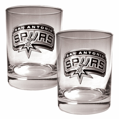 San Antonio Spurs Double Rocks Set