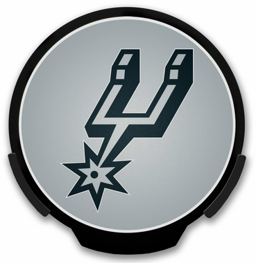 San Antonio Spurs Light Up Power Decal