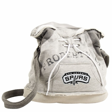 San Antonio Spurs Property of Hoody Duffle
