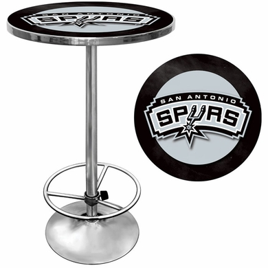 San Antonio Spurs Pub Table