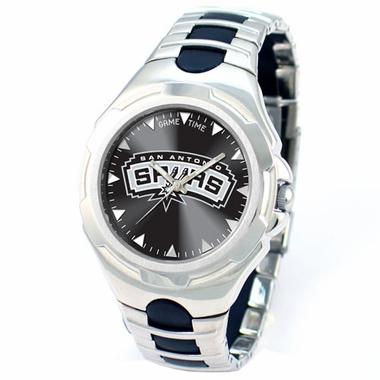 San Antonio Spurs Victory Mens Watch