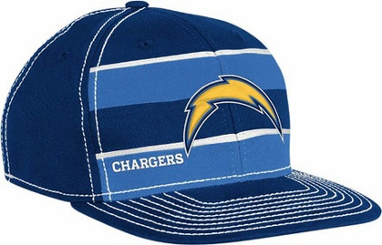 San Diego Chargers 11 Player Sideline Cap