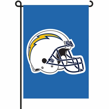 San Diego Chargers 11x15 Garden Flag