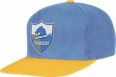 San Diego Chargers 2-Tone Vintage Snap back Hat