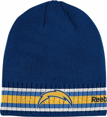 San Diego Chargers 2011 Sideline Cuffless Knit Hat