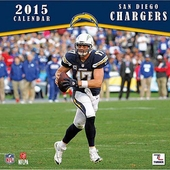 San Diego Chargers Calendars