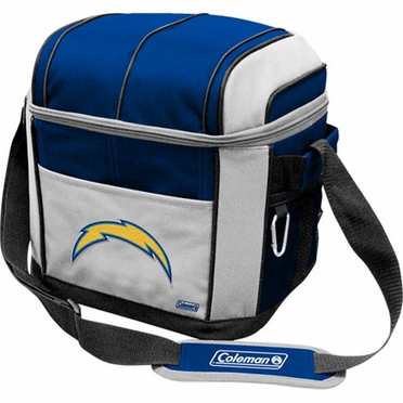 San Diego Chargers 24 Can Soft Side Cooler