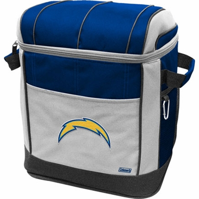 San Diego Chargers 50 Can Soft Side Cooler