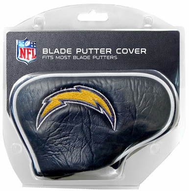 San Diego Chargers Blade Putter Cover