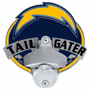 San Diego Chargers Bottle Opener Hitch Cover
