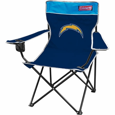 San Diego Chargers Broadband Quad Tailgate Chair